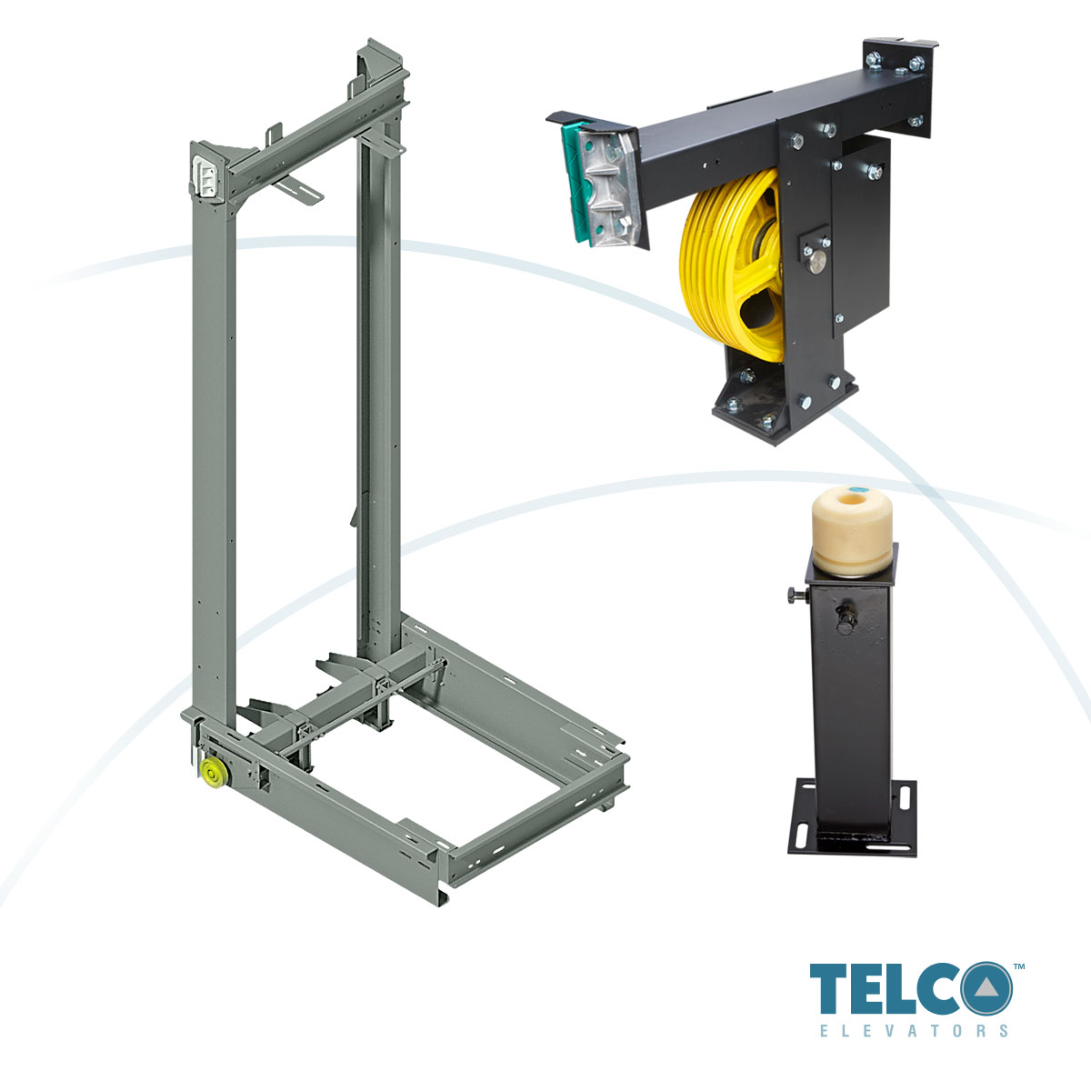 Hydraulic Lift SET TELCO used by TELCO™
