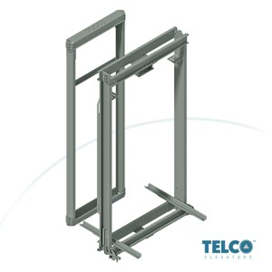 Traction Lift SET with machine Room (MR) used by TELCO™