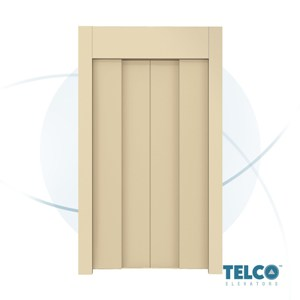 Four -Panel Center Automatic Landing Door by TELCO™