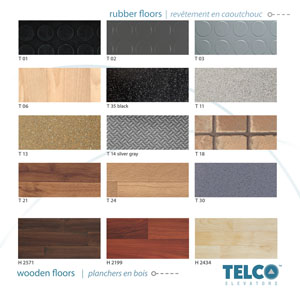 Cabin Floors used by TELCO™
