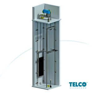 Complete Traction Lifts by TELCO™